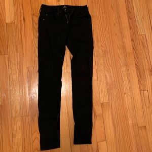 Just Black Skinny Jeans